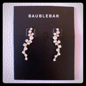 Bauble Bar Ear Crawler Earring